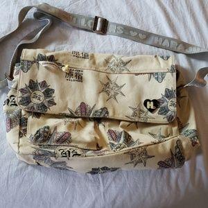 Gwen Stefani cloth satchel Hara Juku Lovers